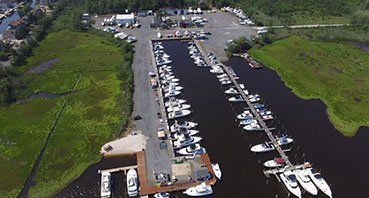 Lanoka Harbor Facilities and Amenities